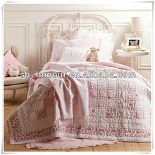 quilt bed sheet