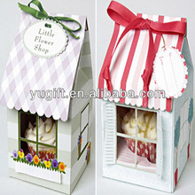 New style!!! SGS certified High Quality Paper Cupcake Box With PVC Window