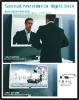 2012 advertisment magic mirror light box