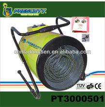 5KW industrial fan heater