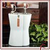 ceramic kitchen vinegar bottle