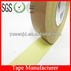 Teflon glass fiber cloth tape with silicone adhesive for packaging/casing industry