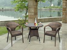 PE Rattan Aluminum rattan outdoor garden furniture 2012(MD-7156)
