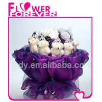 Plush Toy Flower Indonesia Wedding Gift