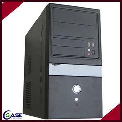cheap desktop mini media center pc case