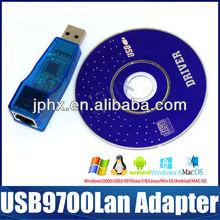 USB Ethernet LAN Card 10/100 Mbps Fast Ethernet Adapter, Network Adapter, USB Lan Card