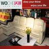 WOCHE nicoletti furniture corner leather sofa,leather sofas and home furniture,wicker conversation sofa set WQ6908
