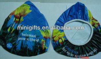 Waterproof PVC Bike Saddle Cover / Bike Seat Cover / polyester bike cover