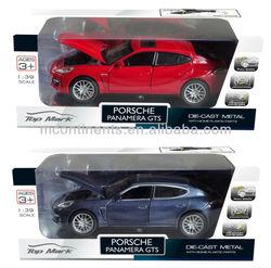 1:39 mini metal car model toys