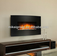 hot sale Wall Mounted low price Electric flame effect heater