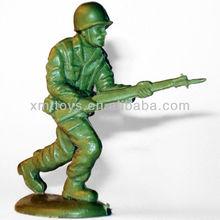 make plasic soldier toys