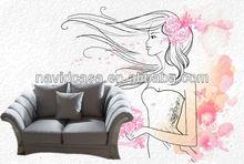 Classic antique sofa style