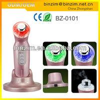 hottt!!! personal moisture ultrasonic ultrasonic korean beauty product -BZ-0101