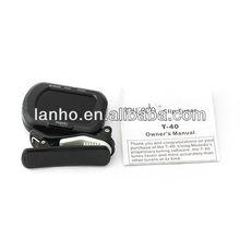 Nice Musedo T-40 Backlit LCD Tuner for Chromatic/Guitar/Bass/Violin/Ukulele