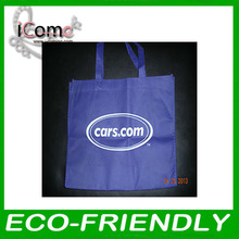 purple eco friendly bag reusable shopping bags/Reusable bag/Reusable shopping bag