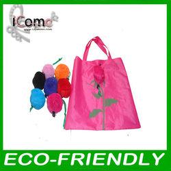 reusable folding shopping bag/Reusable bag/Reusable shopping bag