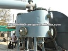 Waste Tire / rubber / plastic Pyrolysis Plant