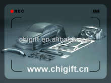 PC and VC Transparent rc car bodyshell rc carshell