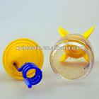 Eco friendly Retro Ray Gun plastic unbreakable Rocket Mug NEW Yellow