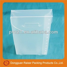 best quality 2012 clear pet box for iphone case