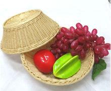Multifarious Fruit Basket of Artificial Cane