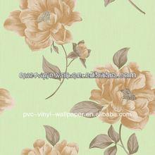beautiful big flowers Tapeta for bedroom papier peint mode