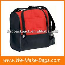 Charming waterproof 6 pack round gym cooler bag