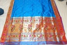 assavari brocket paithani sarees