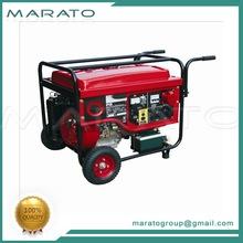 Newest design mini 5kw price gasoline generator