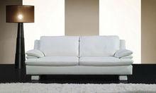 Practical Furniture Antique Sofa Living Room Furniture Top Grain Leather Classic Corner Sofa Couch In Mahogany Furniture A352-5
