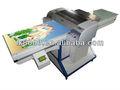 8 cores de mesa digital impressora de PVC a2-lk4880, Jato de tinta solvente digitais impressora de cartões de plástico PVC de impressora