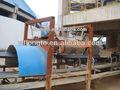 la eliminación de mineral de hierro magnético de separación de minerales de la máquina