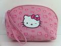 2013 lindo olá kitty doce, simples e generosa bolsa da embreagem/saco cosmético