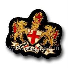 City of London Bullion Blazer badge