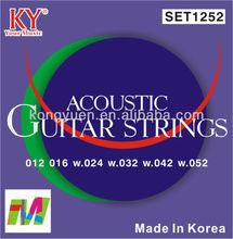 akustik gitar dizeleri ve enstrüman adları