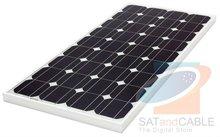 100W Watt Solar Panel 12v 24v Battery Charge Monocrystalline PV Boat Caravan MCS