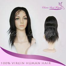 straight 10 inch 5a top quality 100% virgin brazilian hair