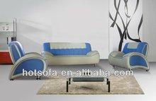 italian style leather sofa furniture 2013, sleek modern leather sofa,imported genuine leather sofa H663