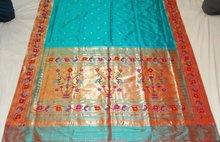 Sadabhar paithani sarees