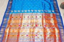 Mena more paithani sarees