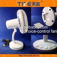 Popular Promotional Usb Fan With Luminous Lamp