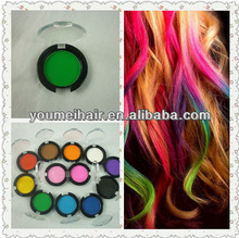 hot seller and wholesale price /hair dye color/color chalk power