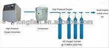 Cheaper price of oxygen fill system/Cylinder/compressor 10L/20L