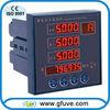 GFUVE digital panel meter Multifunction Harmonic Analyzer Power panel Meter
