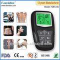 estimulador elétrico muscular e perda de peso da máquina