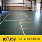 Indoor Pvc Vinyl Sports Gym Flooring Covering