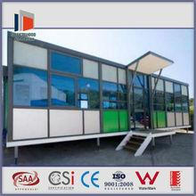 mobile luxury prefabricated beach house