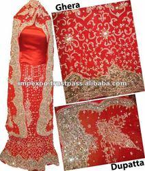 Ladies Bridal Lehenga ( Wedding wear Dress )