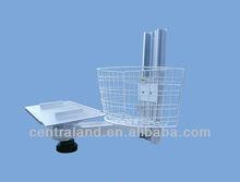 Aluminium alloy Patient Monitor bracket
