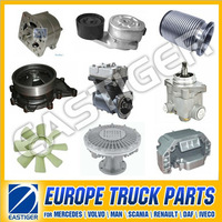 Over 100 Items SCANIA engine parts